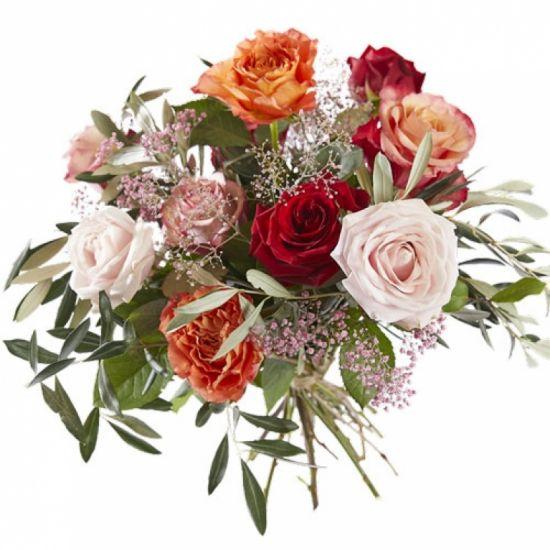"""Букет роз """"Валентин"""""""